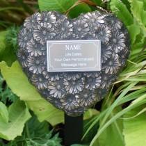 Daisy Heart Memorial
