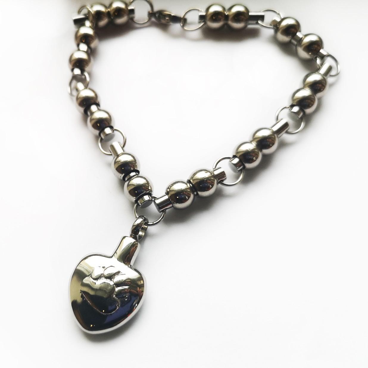 Keepsake Bracelet - Paw Print Charm