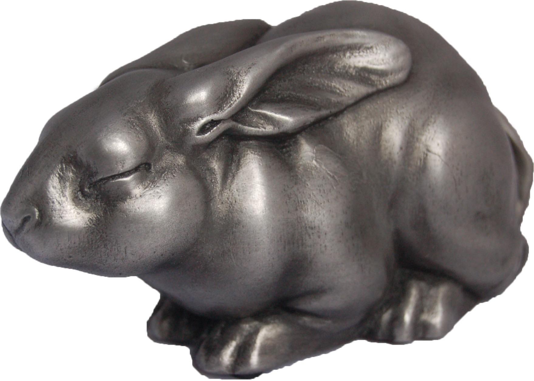 Cast Rabbit Casket