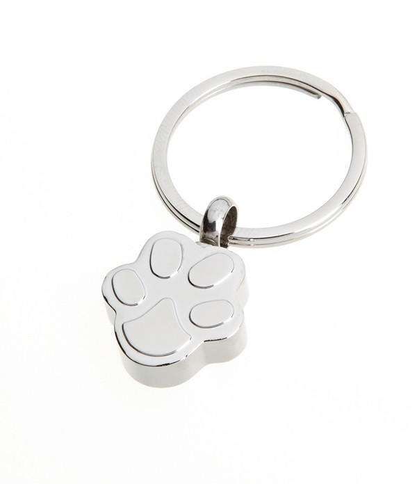 Key Ring - Paw Print