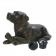 Labrador Dog Casket - Sculpted